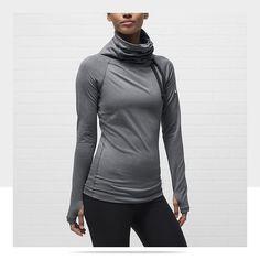 Nike Pro Hyperwarm Hybrid Women's Training Shirt