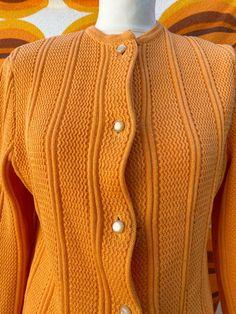 Dora Costume, Lauren Hunter, Jumper, Men Sweater, Orange Cardigan, Single Taken, Dark Stains, Royal Mail, Cable Knit