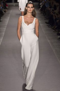 The Best Looks From NYFW FW17: Brandon Maxwell
