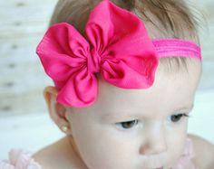Rosa chiffon arco de cabelo Headband chique gasto do vintage flor bebê cabeça