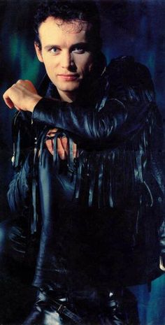 Adam Ant - oh do I have to break down and give him his own pin-board?