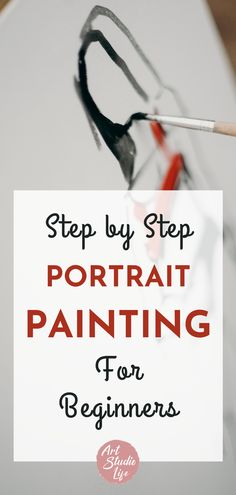 Learn how to create a portrait painting with this step by step tutorial. Discover how to deconstruct a work and create a painting sketch of your portrait. Oil Painting For Beginners, Oil Painting Tips, Painting Tutorials, Craft Tutorials, Beginner Art, Your Paintings, Indian Paintings, Hans Holbein The Younger, Art Folder