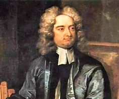 Was what Jonathan swift purpose for writing?