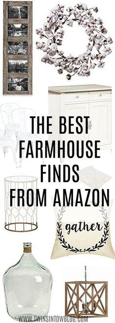 Farmhouse decor idea