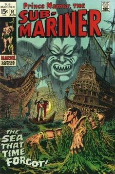 Sub-Mariner #16 - The Sea That Time Forgot