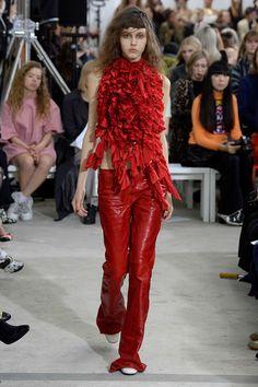 Marques'Almeida Spring 2016 Ready-to-Wear Collection Photos - Vogue