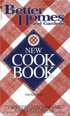 Featuring over 1200 recipes—600 of them brand new—the Better Homes and Gardens New Cook Book has been newly revised and updated, making...