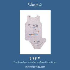 Δείτε εδώ όλες τις επιλογές του μήνα από το eshop Closet22.com. Βρεφικά - Παιδικά - Ανδρικά - Γυναικεία εσώρουχα και πιτζάμες November Rain, Little Dogs, Underwear, Little Puppies, Lingerie, Small Dogs