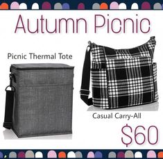 Autumn Picnic Picnic Thermal Tote holds a great decent amount of food and drinks inside. Once more, you can add ice directly into the tote as its leak-lock proof lining! Thirty One Fall, Thirty One Party, Thirty One Gifts, 31 Gifts, Wholesale Handbags, Handbags On Sale, Purses And Handbags, Family Picnic Foods, Thirty One Facebook