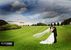 Wedding at the Stormont Hotel - Belfast, Northern Ireland
