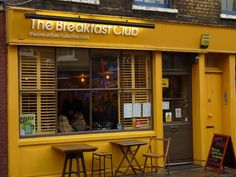 the breakfast club london