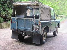Land Rover Series 2A Fully Restored+New Chassis etc For Sale (1961)