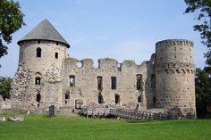 Cēsis Castle Cēsis Castle