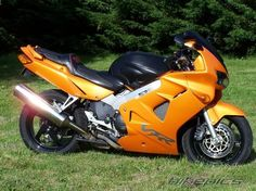 fred's 2000 Honda VFR 800