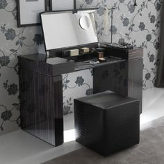 modern makeup tables | ... , Interior Design and many more | Dressing table bedroom furniture