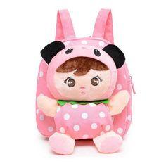 Polly-Cute Cartoon Kindergarden Backpacks