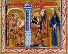 La sibila del Rin: Hildegarda de Bingen (1098-1179) http://www.mujeresenlahistoria.com/2010/12/la-sibila-del-rin-hildegarda-de-bingen.html