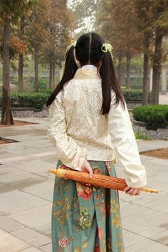 Hanfu Traditional Chinese Clothing Women's Han by HanfuStyle, $125.00