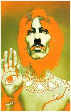 Isn't It A Pity that you don't have this awesome portrait poster of The Beatles George Harrison on your wall..?! Art by Richard Avedon. Ships fast. 11x17 inches. Also available in a set containing all
