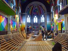 La Iglesia Skate reconversion dune église en skate park  2Tout2Rien