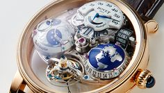 Bovet's New Shooting-Star Timepiece Is Out of This World | Watches