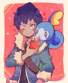 Sobble, Hop, Pokémon Sword and Shield / ホップくん〜 - pixiv Flareon Pokemon, Oc Pokemon, Pokemon People, Pokemon Ships, Pokemon Comics, Pokemon Memes, Pokemon Funny, Pokemon Fan Art, Pikachu