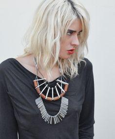 Lauren Manoogia / Spacer Necklace