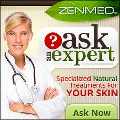 Ask an Expert on Natural Skin Treatments