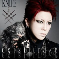 exist†trace KNIFE #existtrace #jrock #visualkei #japan #girlsrock