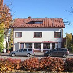 Sipoon Kellari on Nikkilän legendaarisin ravintola.  #muistojennikkilä #nikkilä #nickby #sipoo #sibbo Kuva: lokakuu 2013