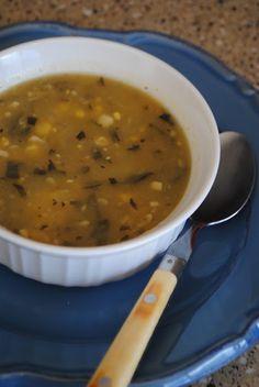 Calabacita Soup