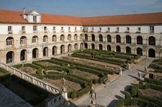 Mosteiro de Alcobaca 45a - Mosteiro de Alcobaça – Wikipédia, a enciclopédia livre Foto Waugsberg