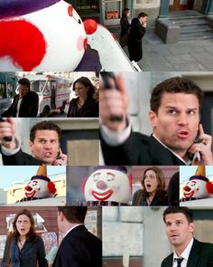 for those of u that aren't aware... Booth HATES clowns