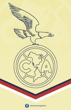 AMERICAnografico: Escudos Club América