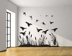 duck hunting car decals