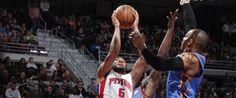 Thunder'a Pistons freni