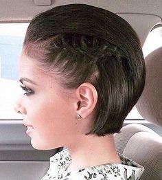 10 süße einfache Frisuren für kurze Haare  #einfache #frisuren #haare #kurze