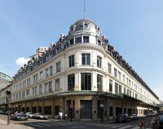 In 1852, Aristide Boucicaut invented modern shopping as we know it by creating the world's first department store, Le Bon Marché. Together with his wife Marguerite, he transformed a simple stall in...