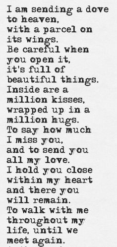 Sweet Quotes, Best Love Quotes, Mom Quotes, Amazing Quotes, I Miss You Dad, Miss You Mom, I Love Mom, Dad In Heaven, Grief Poems