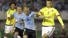 Colombia vs Uruguay en Barranquilla. Octubre 10, 2016.