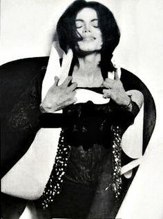 Michael Jackson ♡♡♡♡♡ Vogue picture 2007