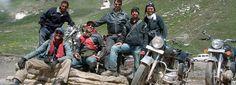 The Bullet Babas at Rohtung