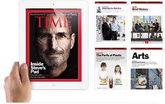 David Vogler iPad Time