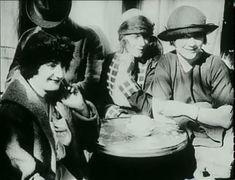 Natalie Clifford Barney, Janet Flanner, and Djuna Barnes in 1925