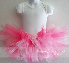 Coffee, Crafts & Cupcakes: DIY Tutu Tutorial