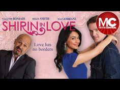 **This film is under license from Vision Films Inc.** Shirin in Love - Love has no borders and therein lies the premise of the charming,. Romantic Comedy Movies, Romance Movies, English Drama Movies, Maz Jobrani, Love 2014, Martial Arts Movies, Youtube Live, Movies, Amigurumi