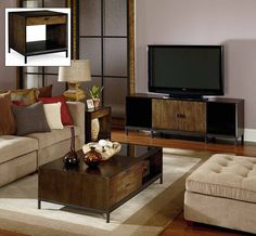 Legacy Classic Furniture Kateri 50 x 30 Rectangular Brown Cocktail Table Belfort Furniture, Contemporary Coffee Table, Contemporary Style, Room Planning, Bedroom Furniture Sets, Living Room Inspiration, Cocktail Tables, Table Settings, Classic Furniture