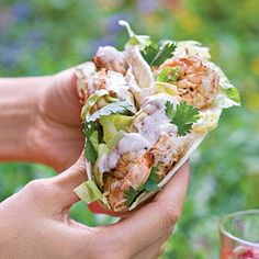Citrus Shrimp Tacos | Southern Shrimp Recipes - Southern Living Mobile