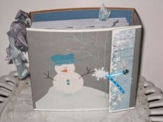 Give the Gift of Memories with Mini Scrapbooks by Bella Boutique! Review and Giveaway US 12/11 ~ Milk Wasted