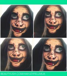 0000 Art Face Evil Queen